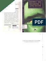 !!!Historia Dos Movimentos Sociais a Construção Da Cidadania Dos Brasileiros-Maria Da Gloria Gohn 5ª.edição