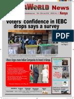 Africa World News Kenya 15th July to 22th July Bulletin 2016