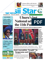 Gusii Star March 17th March Final 249 From