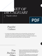 Caligari Pop Culture
