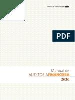 Manual de Auditoria TCU