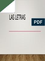 Letras.pptx