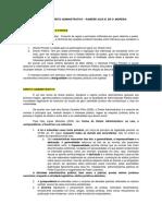 Revisão Direito Administrativo - Raniere