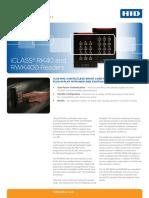 Iclass Rk40 Rwk400 Reader Series Ds En