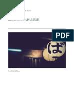 Reading Japanese, Hiragana