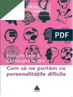 Francois Lelord-Cum Sa Ne Purtam Cu Personalitatile Diferite