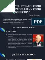 """""""El Estado Como Problema y Como Solución"""" Cap 4"""
