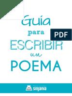 Guia Para Escribir Un Poema