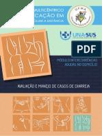Avaliação e manejo m casos de diarreia