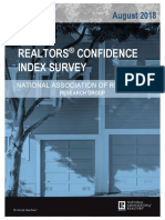 2018 08 Realtors Confidence Index 09-20-2018