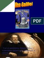 Galileo Galilei Investigar