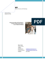 International and Micro Finance