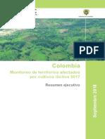Informe de Monitoreo de Territorios Afectados Por Cultivos Ilicitos 2017 FINAL