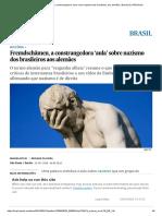 Fremdschämen, A Constrangedora 'Aula' Sobre Nazismo Dos Brasileiros Aos Alemães _ Brasil _ EL PAÍS Brasil