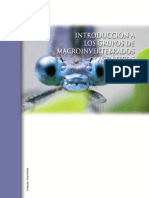 Libro de caracteristicas de Macroinvertebrados