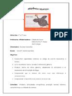 Sequencia Didatica a Galinha de Angola