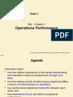 Week 3 - Kinerja Operasi