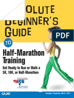 Absolute Beginner's Guide to Half Marathon