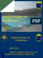 Baro Trauma NO PULMONAR Imagen