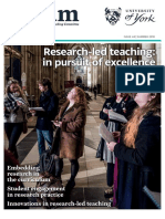Research-led Teaching