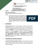 Sentencia Vista Moreno