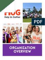 HUG Org Overview