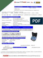 N°0051_TORRES AJ PERU SAC_CALIBRACIÓN DE TELUROMETRO_AG27