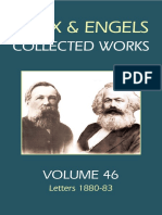 Marx & Engels Collected Works Volume 46 Karl Marx