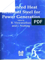 (B0708) R. Viswanathan, J. Nutting-Advanced heat resistant steels for power generation-Maney Materials Science (1999) (1).pdf