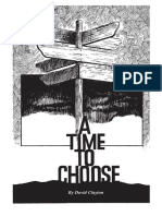 A time to choose(1)