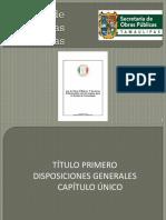 Clase 2 Ley de Obras Publicas Clase