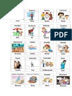 Debujos en Ingles y Españo