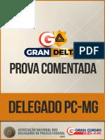 DPC MG - Prova Comentada.pdf