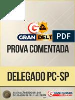 DPC SP - Prova Comentada.pdf