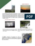 Fenomenos atmosfericos y contaminacion