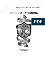 Firearms Engravers Guild of America Handbook