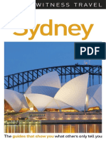 Sydney DK Eyewitness Travel Guides Dorling Kindersley 2017