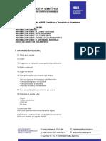 Formulario NB Presentación 2017