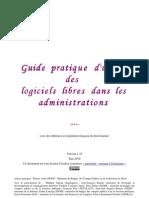 Guide Pratique d'Usage Des Logiciels Libres