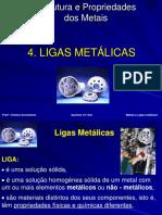 Ligas Metálicas