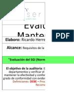 FORMA-SGC-05 Listas de Verificación