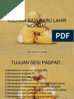 8.Asuhan Bayi Baru Lahir Normal
