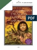 02 - El jardín del Dragón púrpura.doc