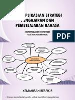 Pengaplikasian Strategi Pengajaran Dan Pembelajaran Bahasa Present