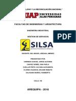 Trabajo de Gestion de Servicios  SILSA
