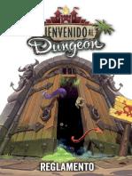 Reglamento Bienvenido al Dungeon
