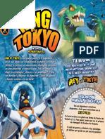 Reglamento King of Tokyo