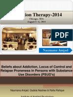Beliefs About Addiction
