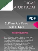 Zulfikar Ajis P (D41111301)