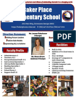 Baker Place School Profile